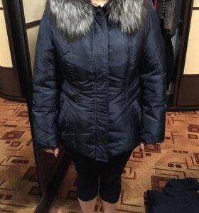 Зимняя куртка.размер 48-50