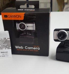 Веб камера canyon