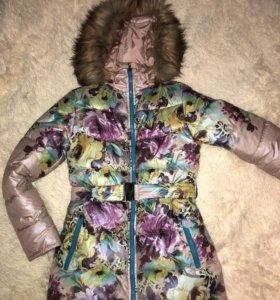 ❗️Новая❗️Зимняя ❄️тёплая куртка 42-44