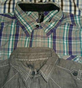 3 стильных рубашки для подростка