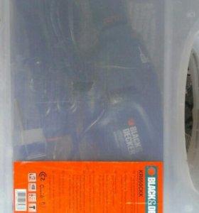 Дрель Black&Decker KR650CKK
