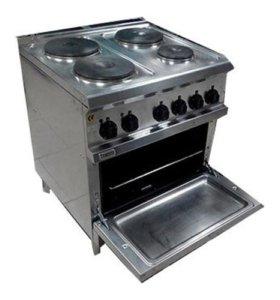 электро плита 4-х комфорочная