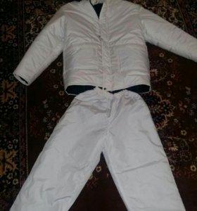 Охотничий костюм 52-54разм