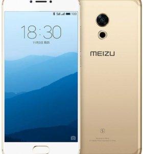 Meizu Pro 6s 4/64 Gold. Приоритет обмен.
