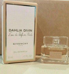 Givenchy Dahlia Divin, парфюм женский, оригинал