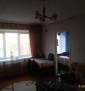 Квартира, 2 комнаты, 41.4 м²