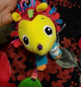 6 игрушек погремушек