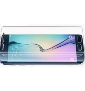 Защитная пленка на Samsung Galaxy S6 Edge