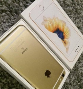 iPhone 6s 32gb Gold не рефреш IOS11.0