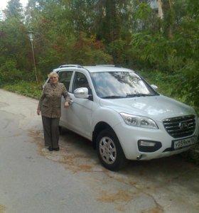 автомобиль ЛИФАН Х-60 2014г.в.