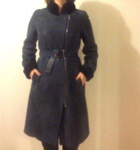 Дублёнка зимнее пальто