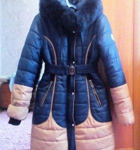 Танкер зимний