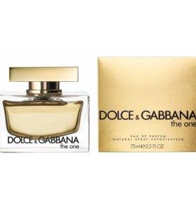 Тестер Dolce & Gabbana The One 75 ml