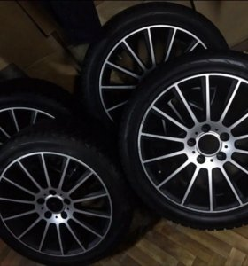 Новые зимние колёса в сборе Mercedes-Benz