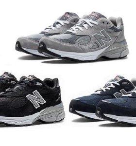 Мужские кроссовки New Balance 990v3 Made in USA