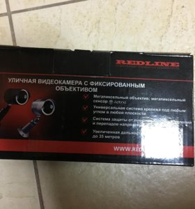 Видео камера redline RL-VC720L35-3.6