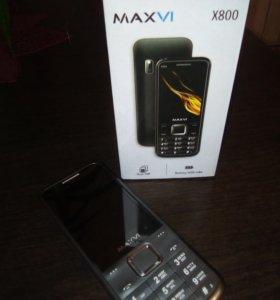 Телефон maxvi x800