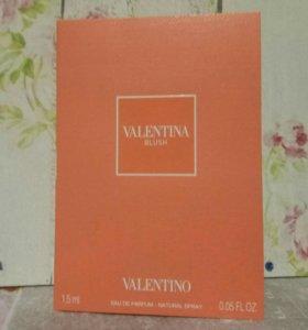 Valentino, Valentina blush,женский парфюм