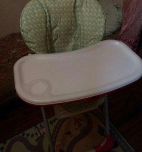 Chicco стол для кормление