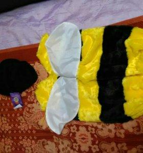 """Новый карнавальный костюм """"Пчелка"""""""
