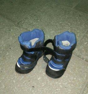 Ботинки зима 24