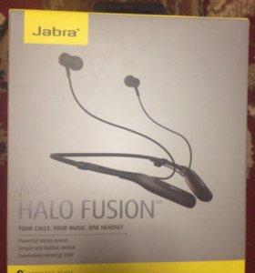 Гарнитура Jabra Halo Fusion Black