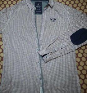 Рубашка мужская (Haus) р-р 44-46