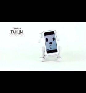 Интерактивная собачка терпек для айфонов.