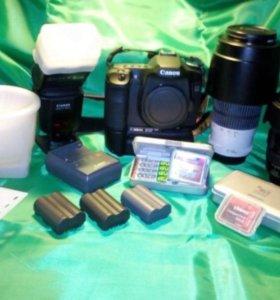 Фотоаппарат Canon 50 d