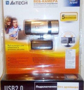 Веб камера a4tech pk 720 mj