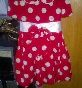 платья на девочку 2-3лет