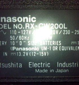 Магнитола PANASONIC RX CW-200L