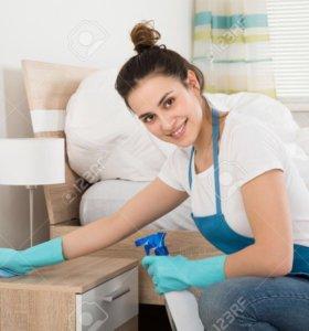 Генеральная уборка квартир, офисов , помещений