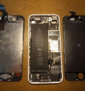 Ремонт телефонов iPhone, Android на дому