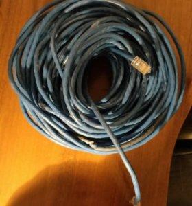 Сетевой кабель, 26 метров