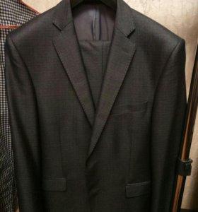 новый мужской костюм TRUVOR