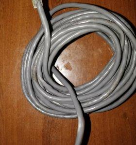 Сетевой кабель, 6 метров