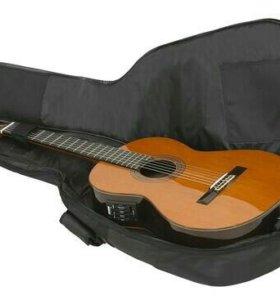 Чехол для гитары новый!