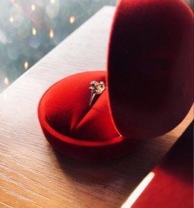 золотое кольцо лягушка 585 золото