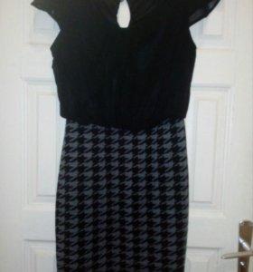 Платье офисного типа