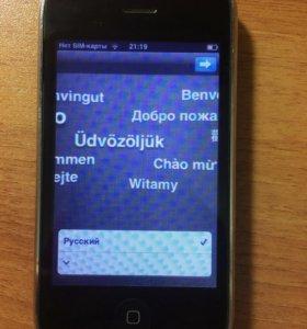 Продаю iPhone 3gs