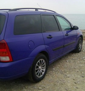 Форд-Фокус