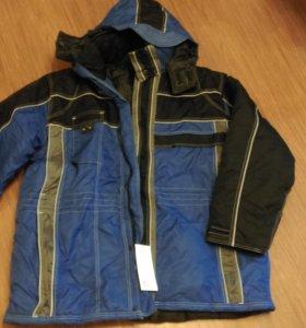 "Куртка ""Невада"" зимняя, новая"