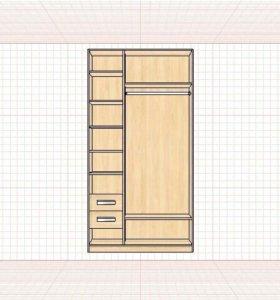 Изготовление любой корпусной мебели на заказ