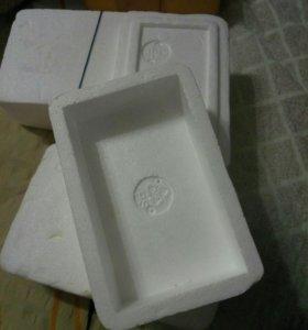 Пенопластовый бокс, контейнер