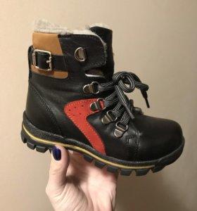 Зимние ботинки tutubi