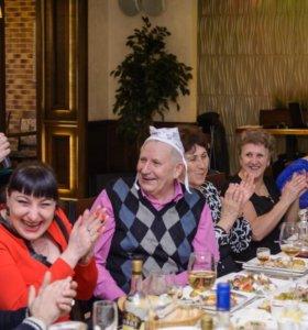 Ведущая свадеб,юбилеев,новогодних,детских торжеств