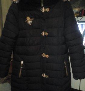Пальто женское зимнее.54р