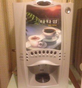 Настольный кофеаппарат
