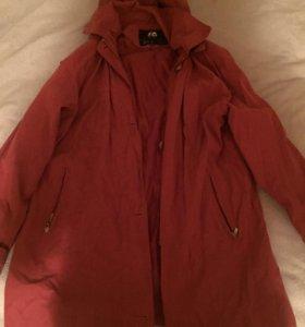 Продам куртку весна-осень 46-48